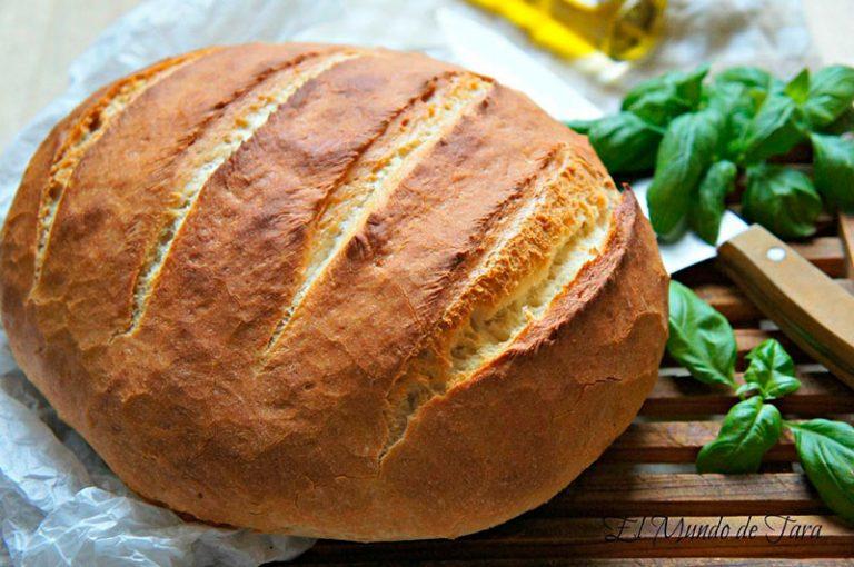 Receta de pan del gusano del platano
